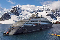 Scenic Eclipse, The World's First Discovery Yacht™
