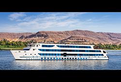 The Oberoi Zahra, Luxury Nile Cruiser