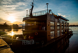 The Boat - MV Peralta